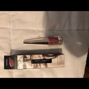 BNIB Fenty lipstick in uncuffed